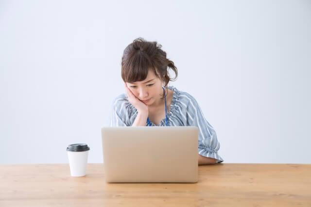 仕事に興味が持てないから辞めたいと思う原因や心境とは?